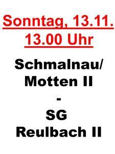 Plakat Reulbach 2